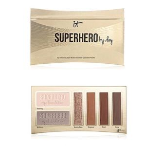 it cosmetics Makeup - it Cosmetics Superhero By Day Eyeshadow Palette